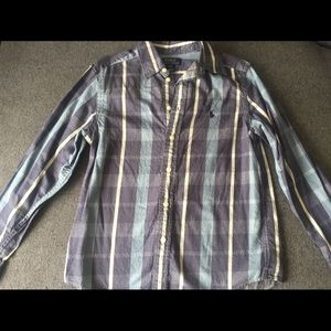 POLO Ralph Lauren button down dress shirt